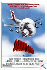AIRPLANE! Poster - Click to View Larger...
